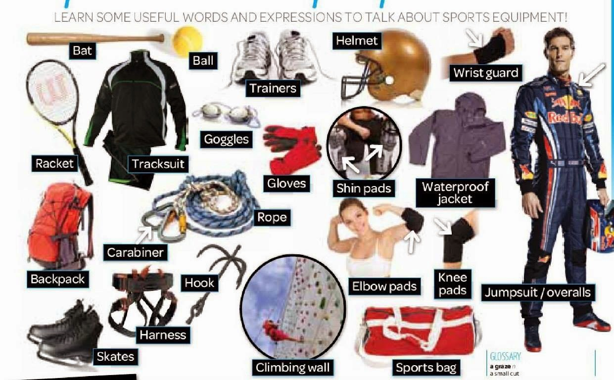 sport sports equipment Sports may be one of the great joys in life, but they can also be extremely expensive this is especially true for children, who tend to outgrow their sports.