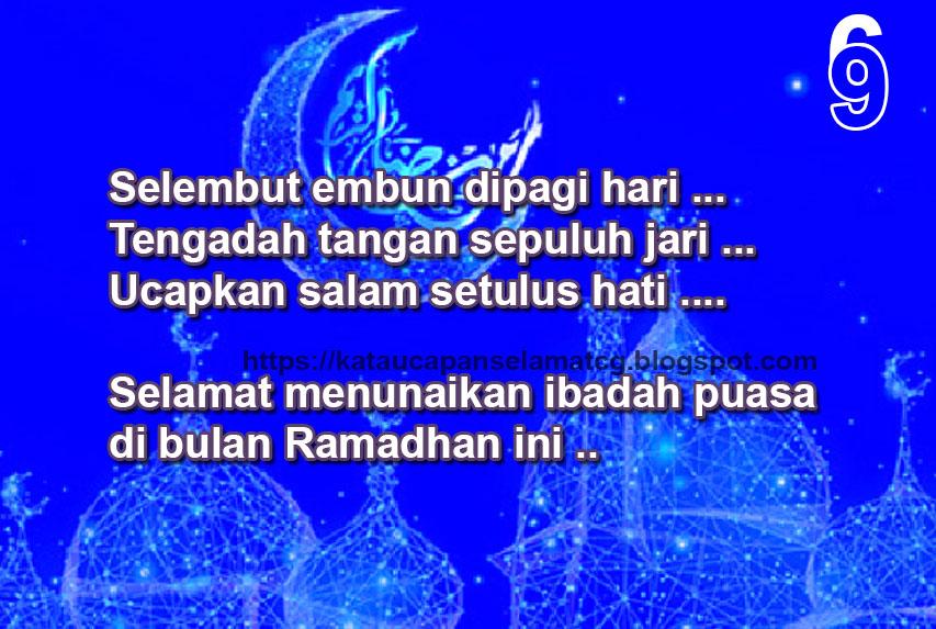 Gambar Kata Ucapan Maaf Menjelang Ramadhan  Ala Model Kini