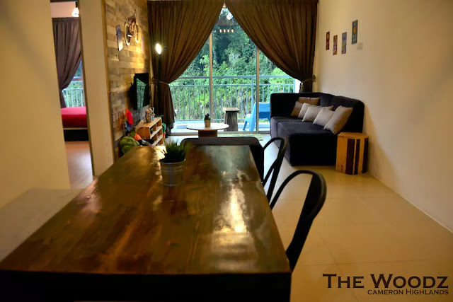 Homestay apartment Cameron Highlands
