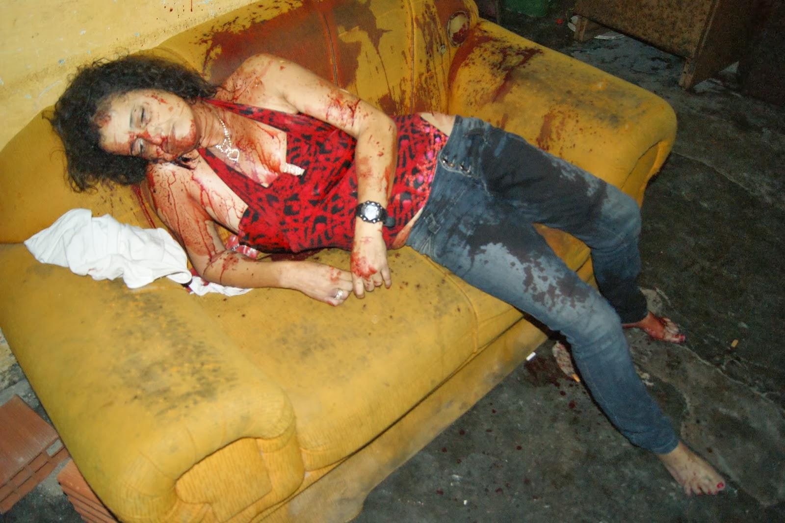 Brejo Informes Mulher 201 Assassinada A Facadas Dentro De