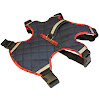 Newbury Paws Classic Harness, Premium Dog Harness for Large Breed Dogs (XL / Red Plaid Trim)