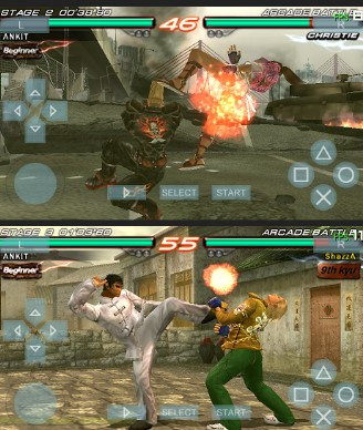 kumpulan game ppsspp iso android