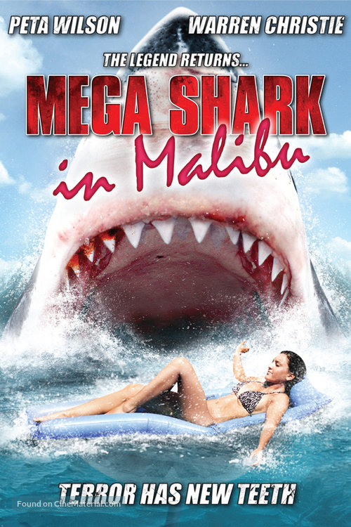 Malibu Shark Attack (2009) Dual Audio 720p BluRay [Hindi – English]