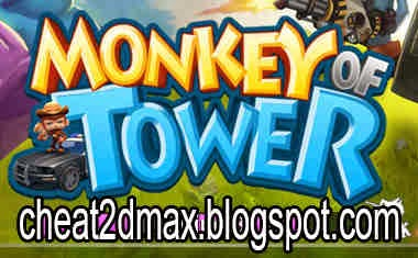 Monkey of Tower Cheat Infinite Gems, Elixir & Gold Hack