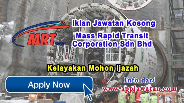 Mass Rapid Transit Corporation Sdn Bhd