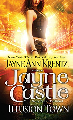 Illusion Town (Thorndike Press Large Print Core Series) by Jayne Castle