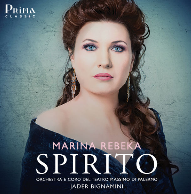 December 2018 RECORDING OF THE MONTH: Vincenzo Bellini, Gaetano Donizetti, & Gaspare Spontini - SPIRITO (Prima Classic PRIMA001)