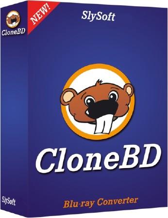 CloneBD 1.1.7.0 poster box cover