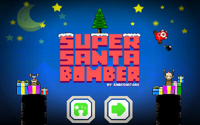 Super Santa Bomber - Jeu de Réflexion sur PC