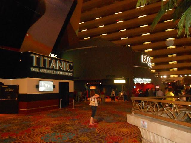 Titanic - Luxor - Las Vegas
