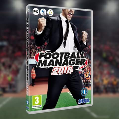 Free Download Football Manager 2018 version for Android [FM2018 apk]