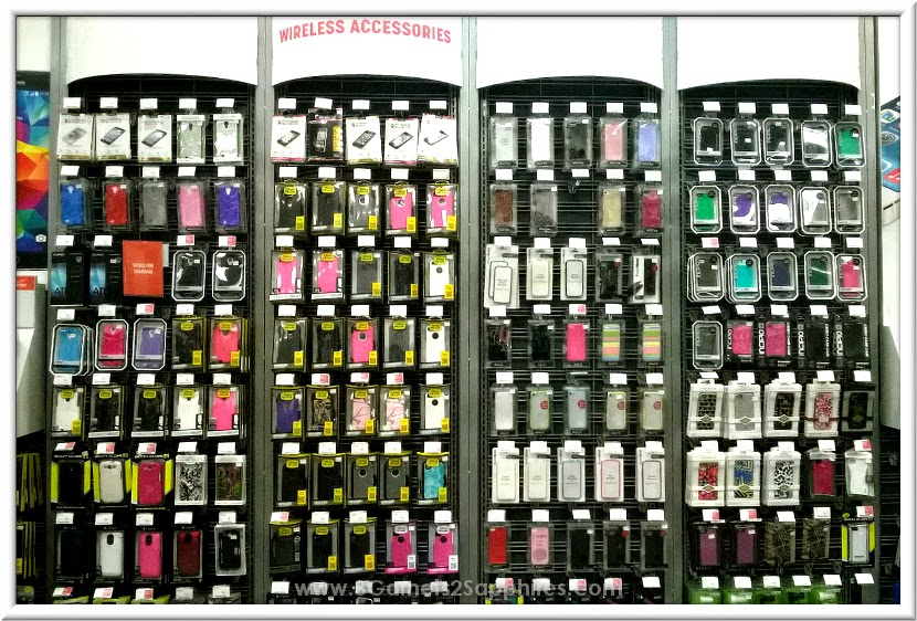 Vast selection of wireless accessories at Radio Shack #LetsDIT #shop #cbias