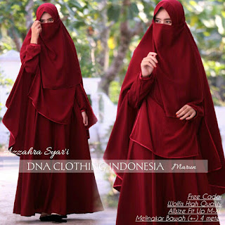 DNA Hijab Solo