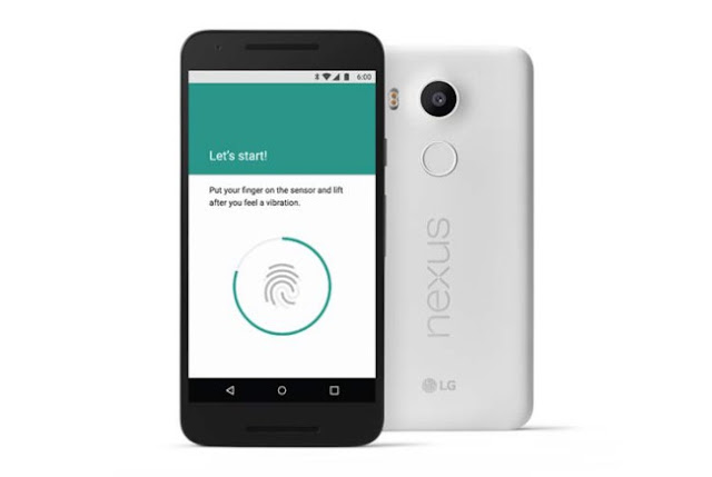 Do you have problems with the fingerprint sensor Nexus 5X and Nexus 6P?