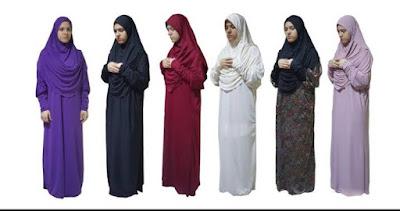 Tek Parça Pratik Namaz Elbisesi Nedir?