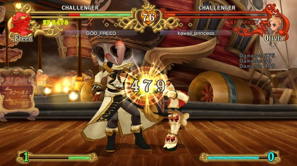 Battle Fantasia Download