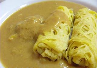 Resep Roti Jala Saus Durian Lezat Dan Nikmat