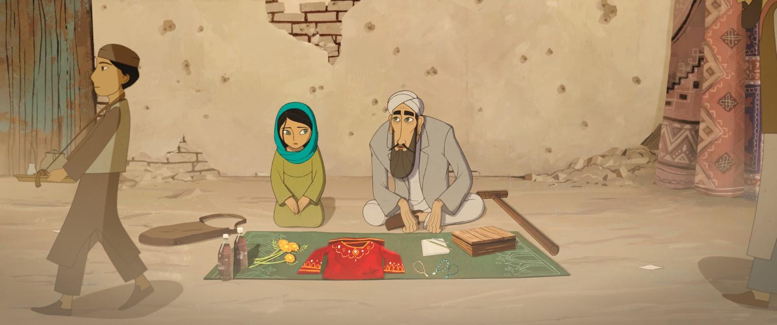 Enfance En Une Critique Et Afghanistan CinémaParvana Plan Bon cJ5TF3luK1