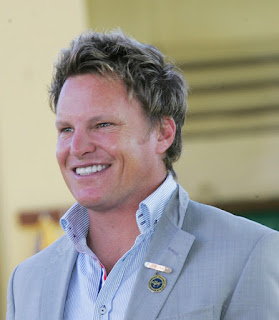 Justin Snaith - Horse Racing Trainer - South Africa