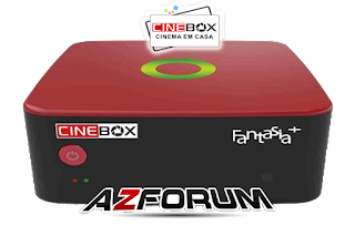 Atualização Cinebox Fantasia + Plus / 27/08/2018
