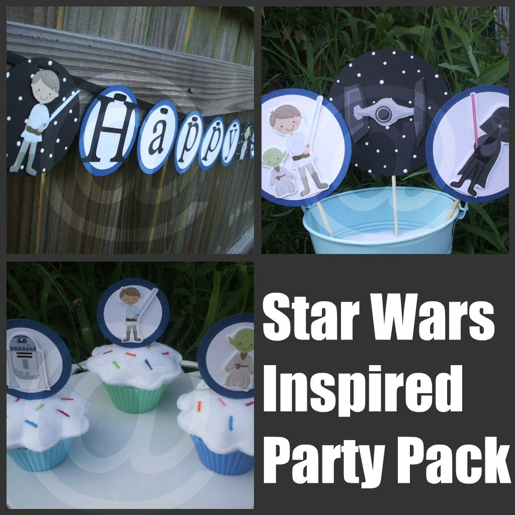 Star Wars Decorations Ideas Expressions By Devin Party Inspiration Star Wars Party