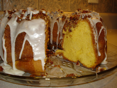 Pioneer Woman Rum Pound Cake