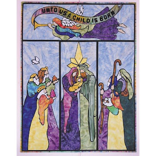 http://www.christmascraftcollection.com/2013/04/nativity-stained-glass-banner-patterns.html