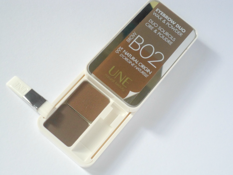 une natural beauty eyebrow duo! worth it?
