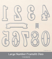 Large Number Framelits