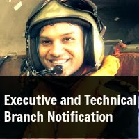 Indian Navy Executive and Technical Branch Notification Jul 2014 Batch