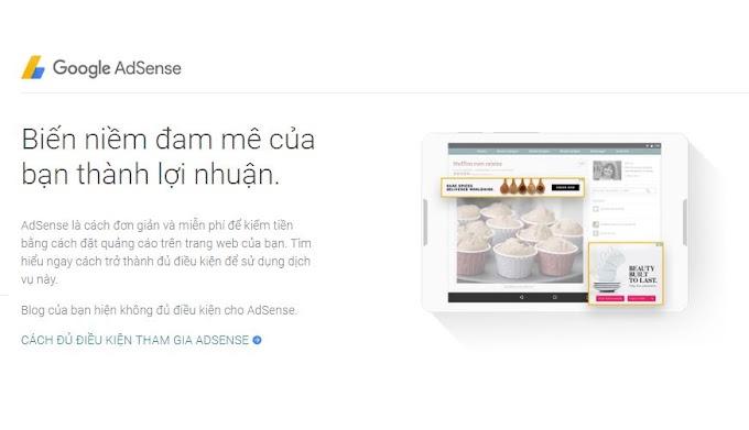 Mất bao lâu để một trang blogger được bật kiếm tiền với Google Adsense?