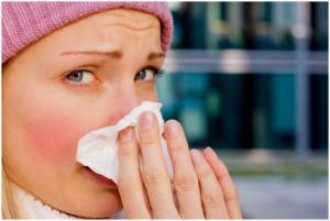 Sinusitis y aturdimiento