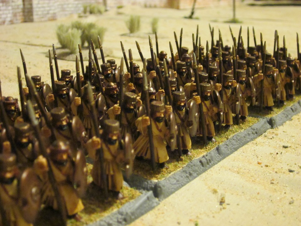 Tides Of War 28mm Persian Army