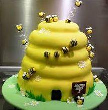 Torta de Abejas