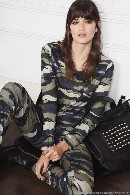Ropa de mujer moda otoño invierno 2016 Ayres colección.