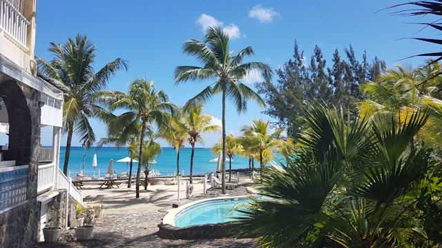 Mauritius Hotel Hibiscus (C) Kundenfoto