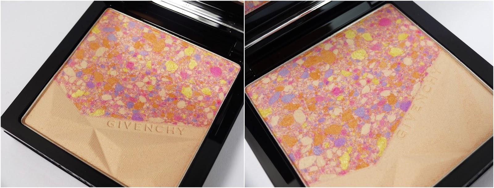 Givenchy - Le Prisme Visage Color Confetti (Spring 2015)