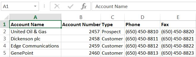 How To Do It In Salesforce: Import CSV file In Salesforce