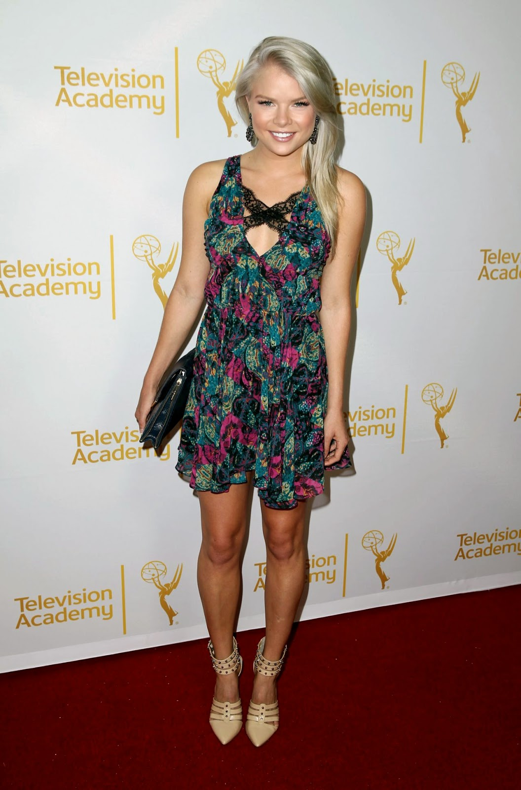 Kelli Goss - Daytime Emmy Nominee Reception June 2014