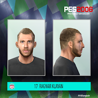PES 6 Faces Ragnar Klavan by El SergioJr