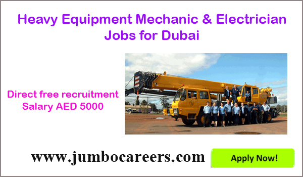 Available jobs in Dubai, salary jobs in Duabi,