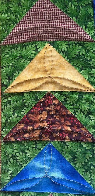 ultimate guide to machine quilting angela walters christa watson triangle