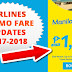P799 All In Fare Cheap Airlines Flight Philippine Desitnations Davao to Bacolod or Dumaguete  Iloilo to General Santos Book Now 2017