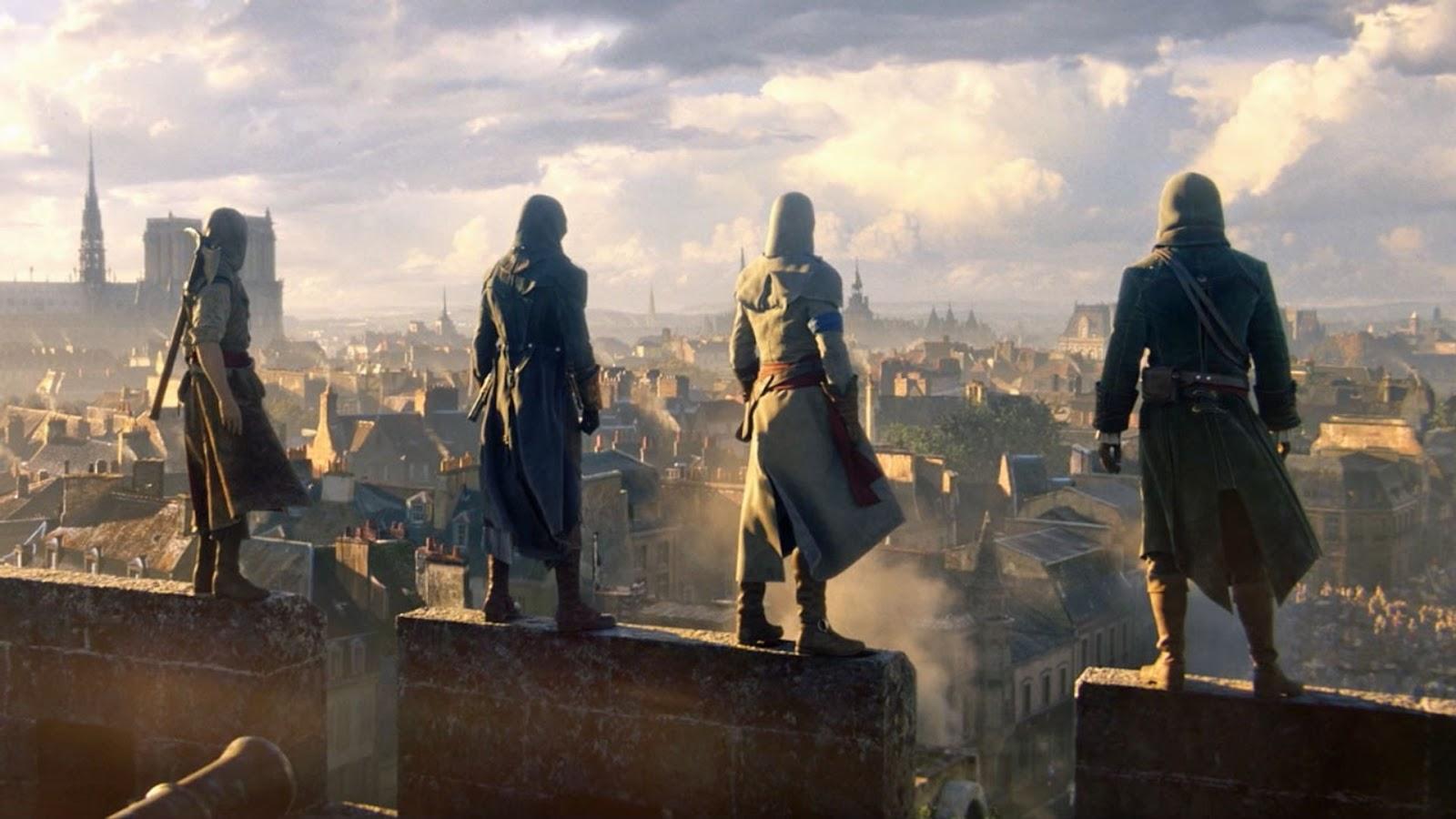 كل ما تحتاج معرفته حول لعبة Assassin's Creed Unity