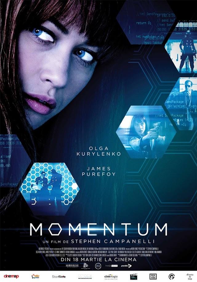 Momentum (Film 2015) Momentum: Urmărire disperată