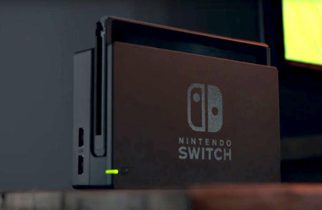 Switch guardará nuestro progreso por si se nos acaba la batería