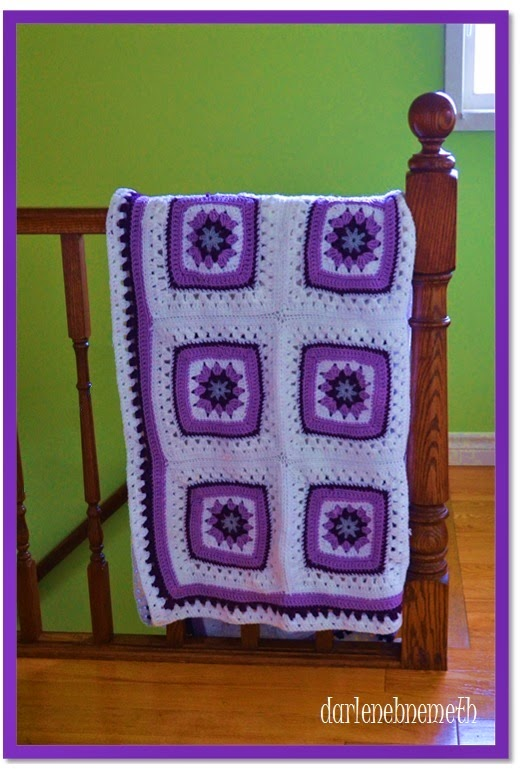 free granny square blanket pattern