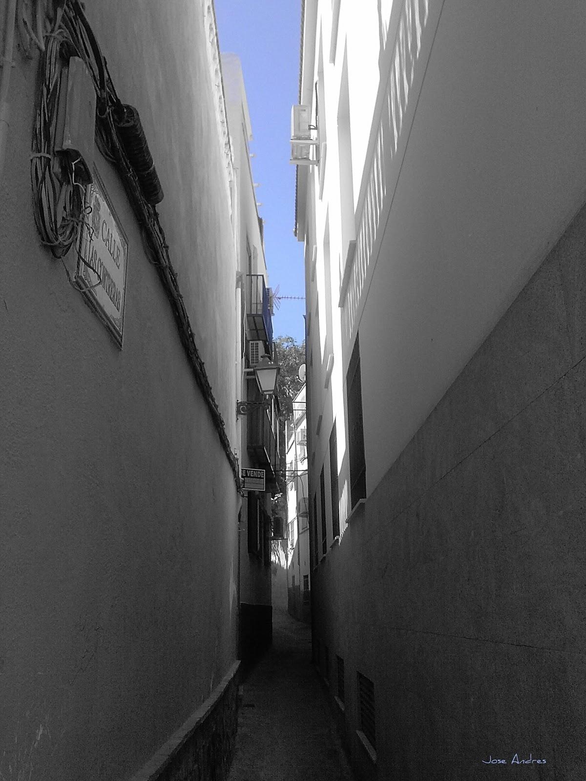 Calle recogidas jaen