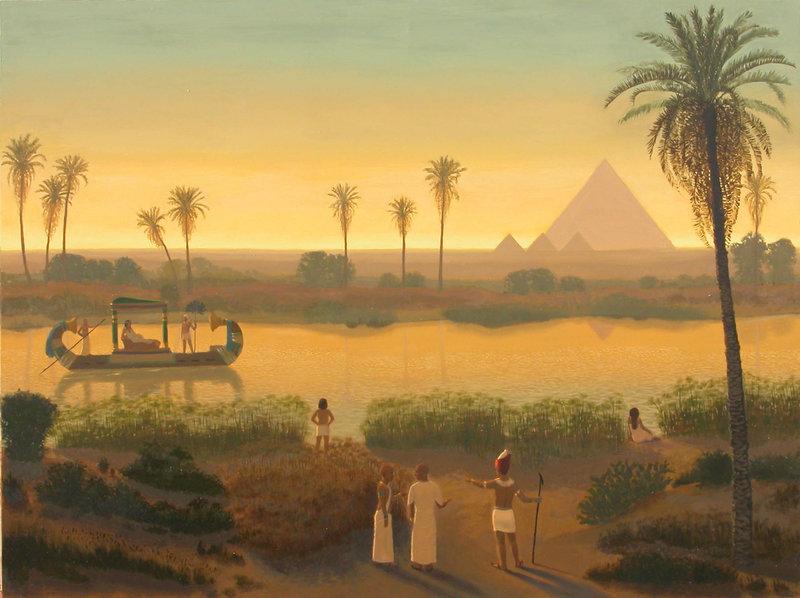 Qué hora es en egipto