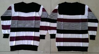 Jual Online Sweater So Sweet Couple Murah Jakarta Bahan Rajut Terbaru
